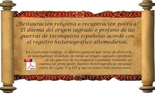 Restauracion religiosa o recuperacion politica v000pdf