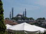 Suleymaniye Camii.