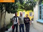 Los guardianes de San Jorge: Joseph Pappas y Sra.