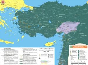 1ra Cruzada Cercano Oriente v000