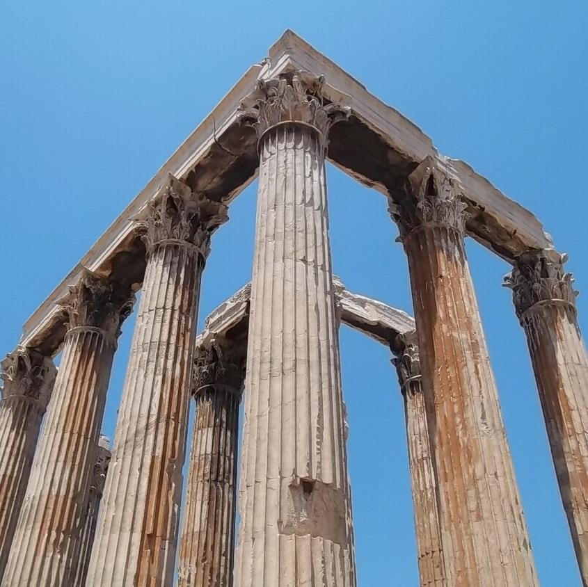 Capiteles romanos